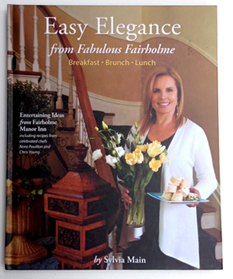 Bond Bond's Bakery is featured in Easy Elegance Cookbook